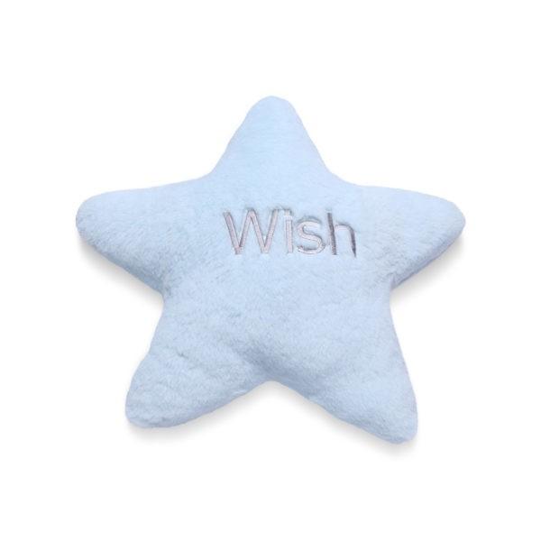 Almofada Estrela Wish Azul