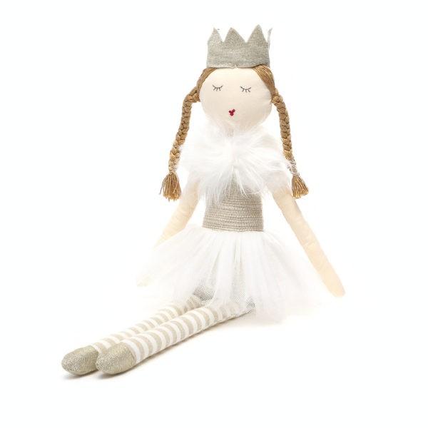 Boneca de Pano Princess Emma