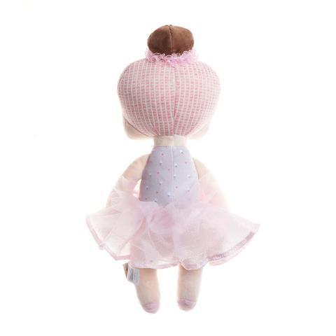 Boneca Metoo Lai Ballet Rosa