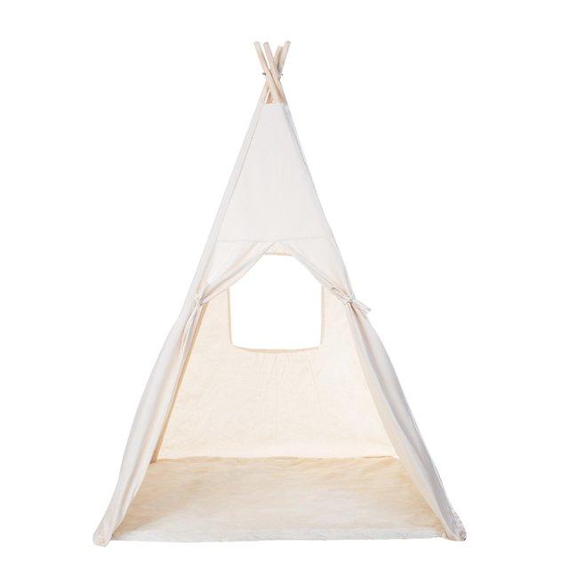 Cabana de Algodão Cru