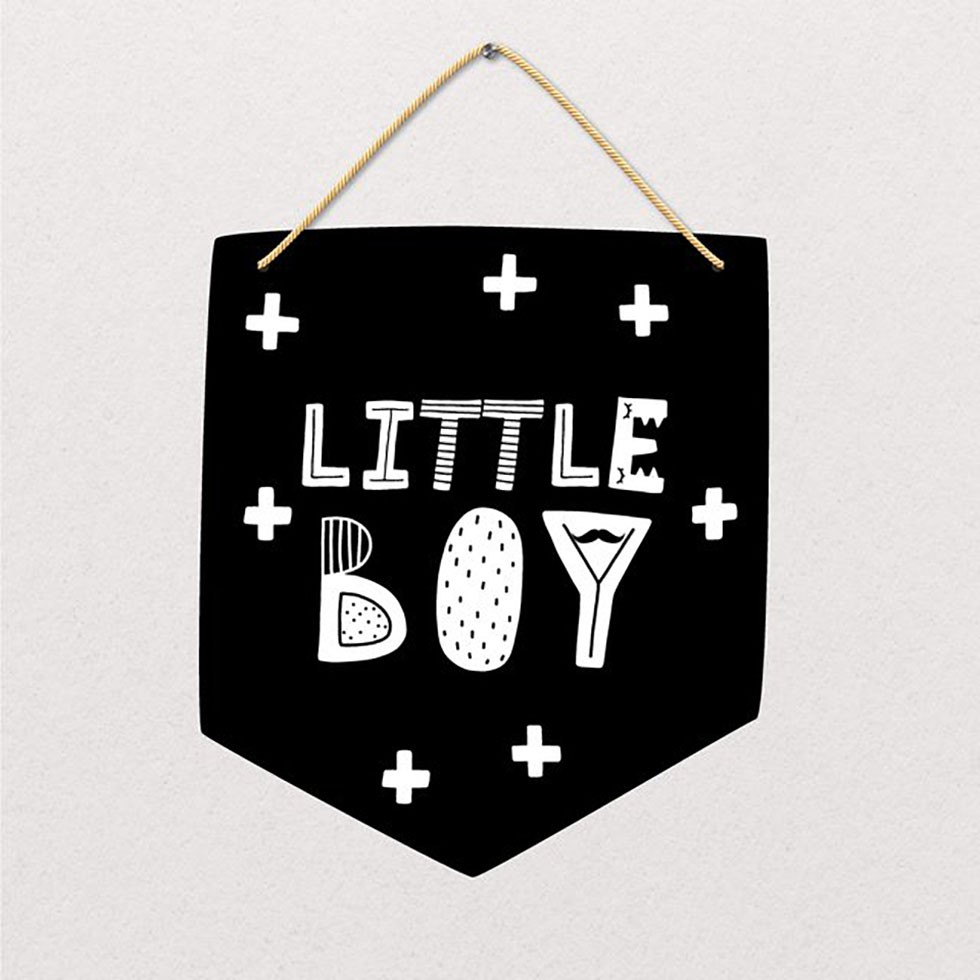 Flâmula Little Boy