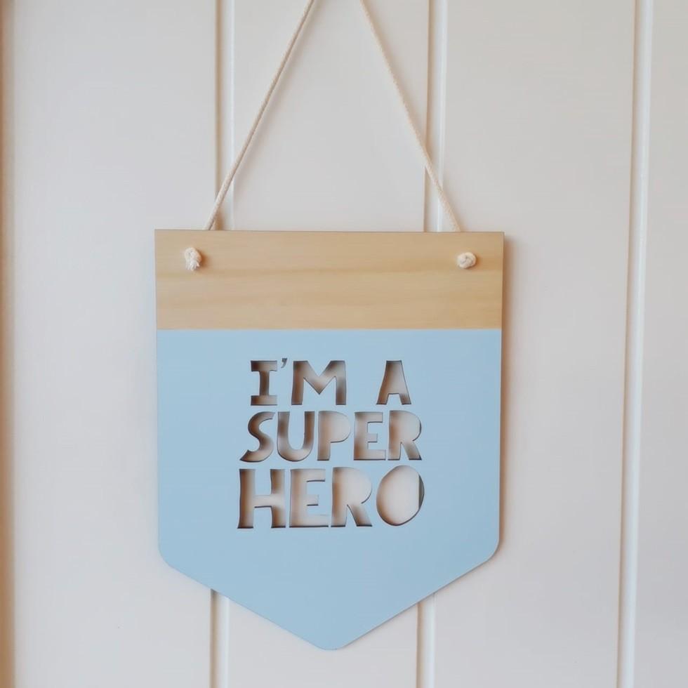 Flamula Super Hero
