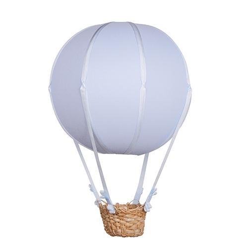 Lustre Balão Vintage Azul