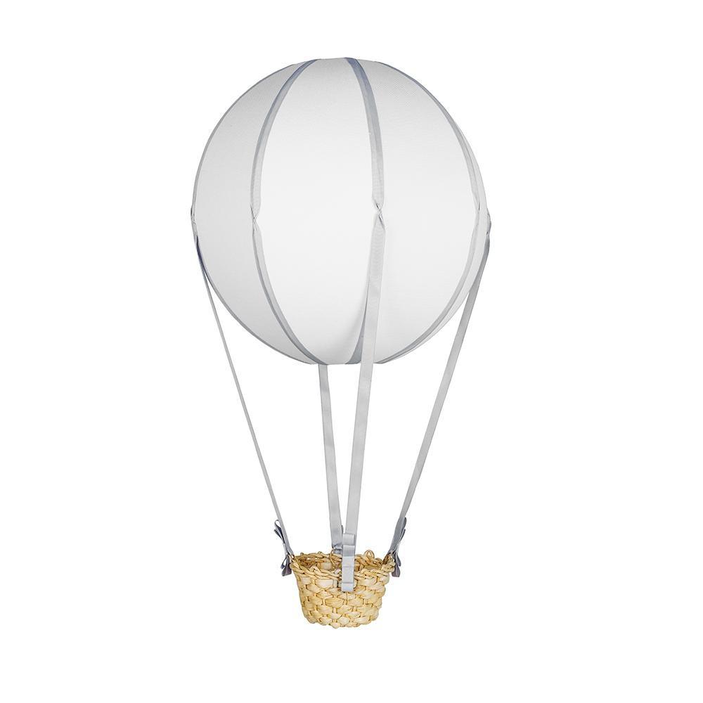 Lustre Balão Vintage Branco