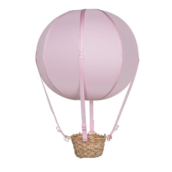 Lustre Balão Vintage Rosa