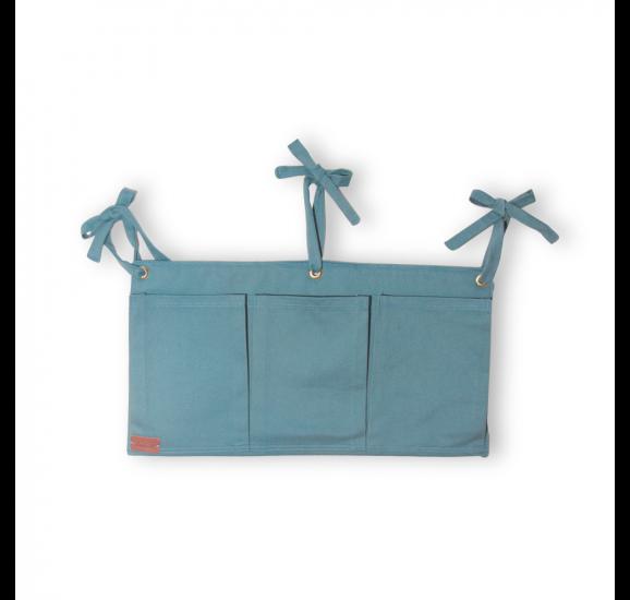 Organizador Porta Fraldas Azul
