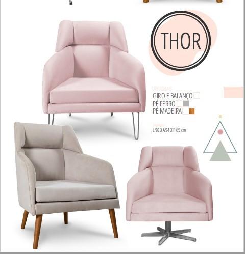 Poltrona Thor
