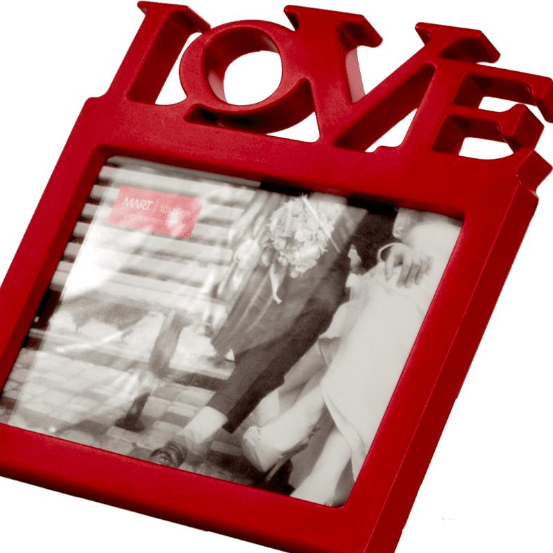Porta Retrato Love 10x15cm