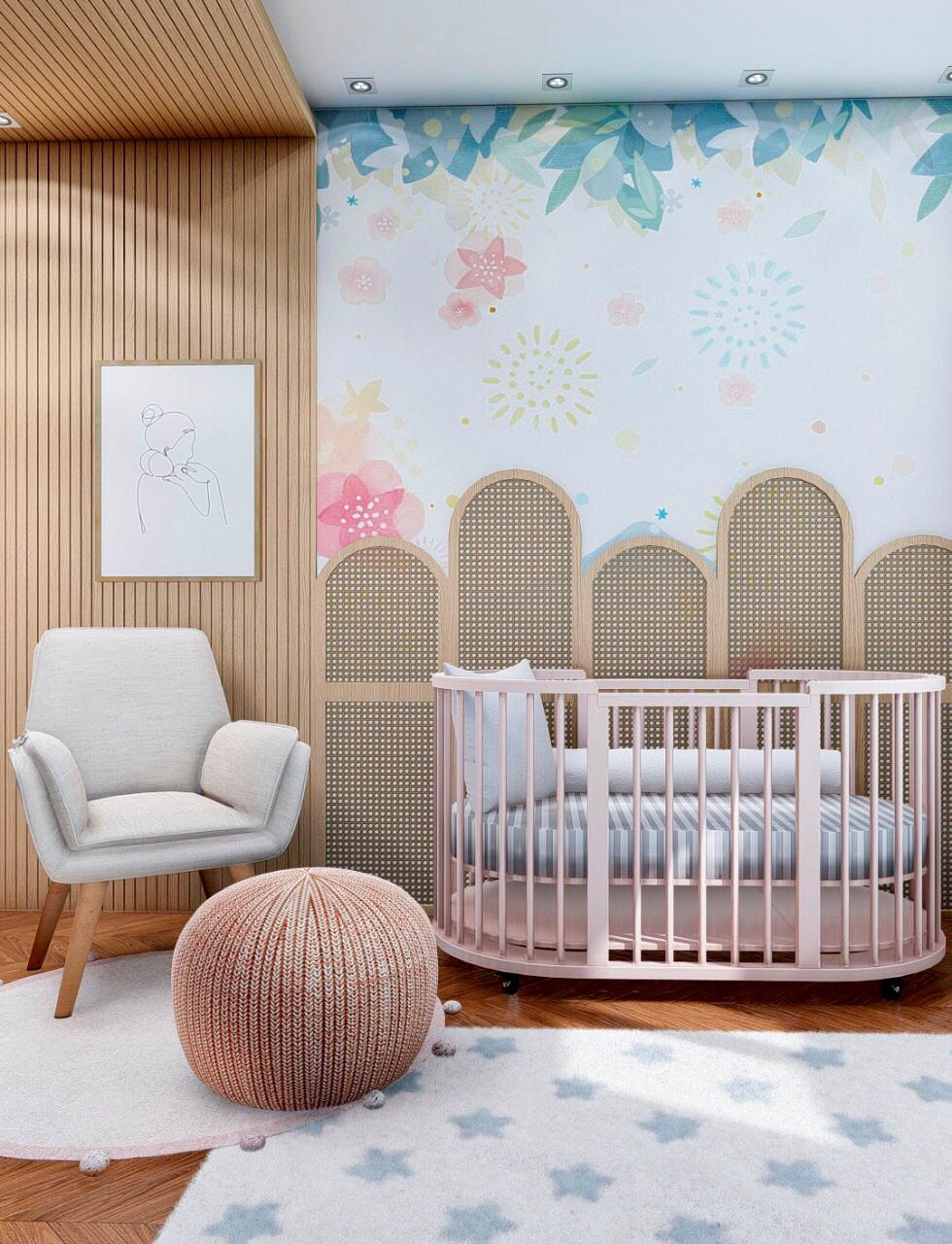 Projeto Bebê Menina