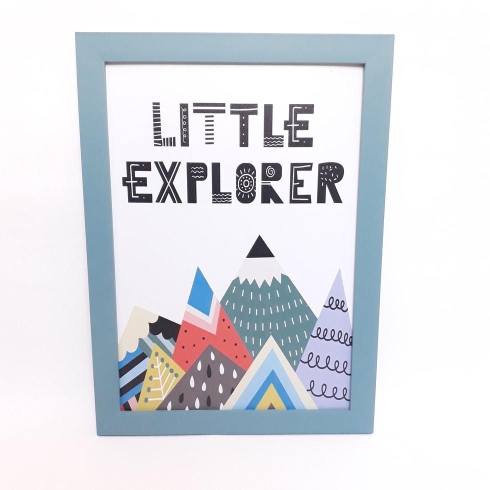Quadro Little Explorer