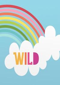 Quadro Rainbow Wild