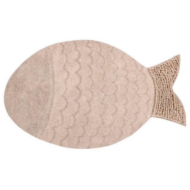 Tapete Fish 110 x 180cm Lorena Canals