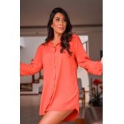 Camisa Alongada - CM004Telha
