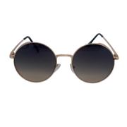 Óculos Baby Preto c/ dourado
