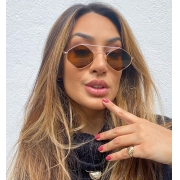 Óculos Emily Marrom