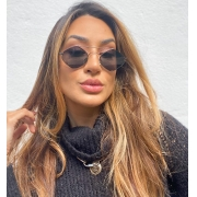 Óculos Emily Preto