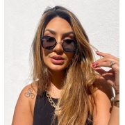 Óculos Fernanda Preto