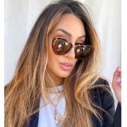 Óculos Lara Oncinha Doudaro