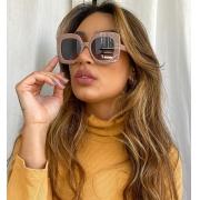 Óculos Malu Bege