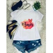 T-shirt Amor - BL003