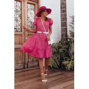 Vestido Curto 3 Marias - 30075Rosa