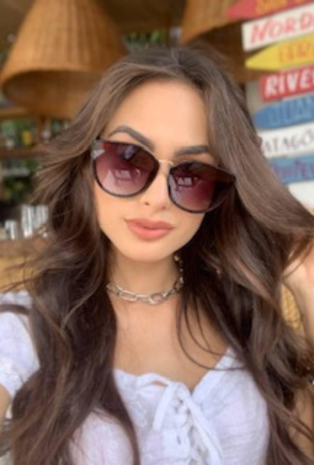 Óculos Dubai Preto