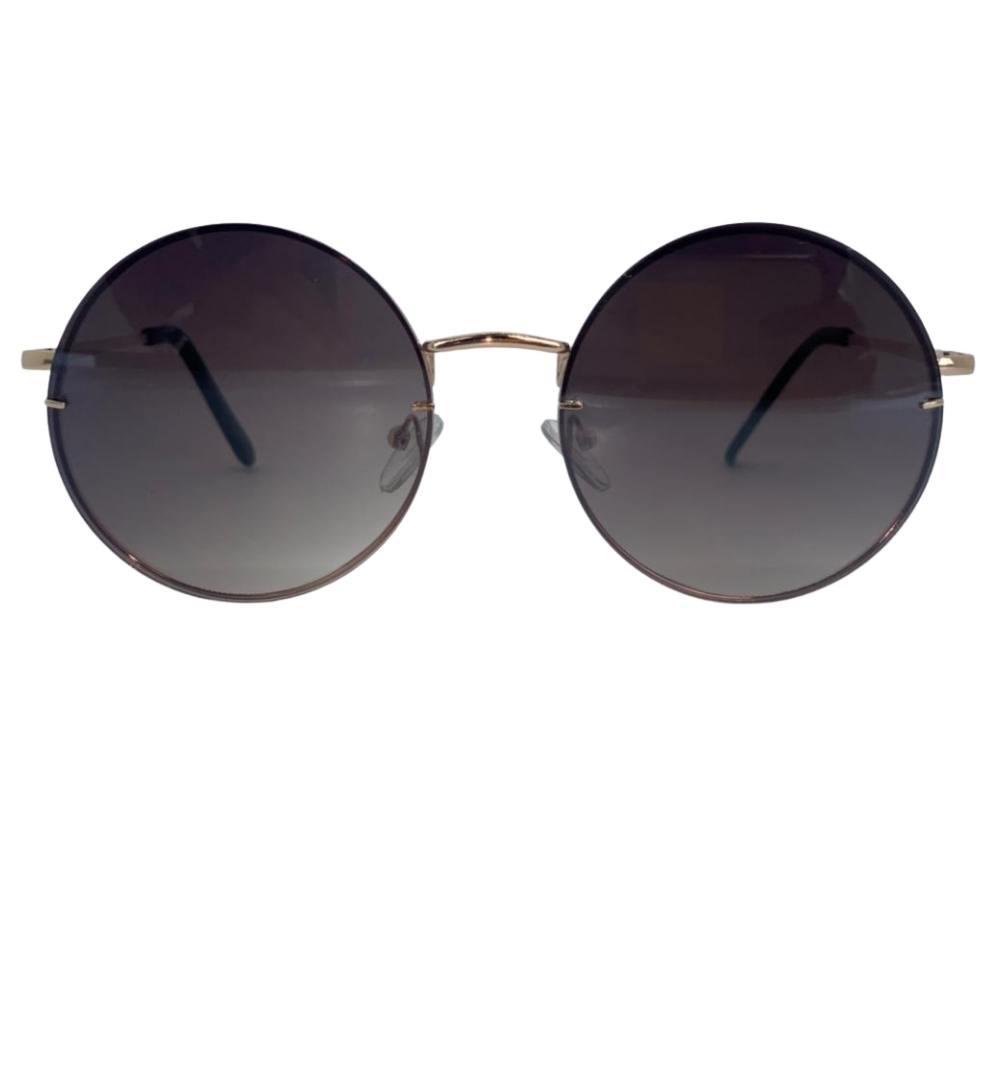 Óculos Juliette Preto c/ dourado