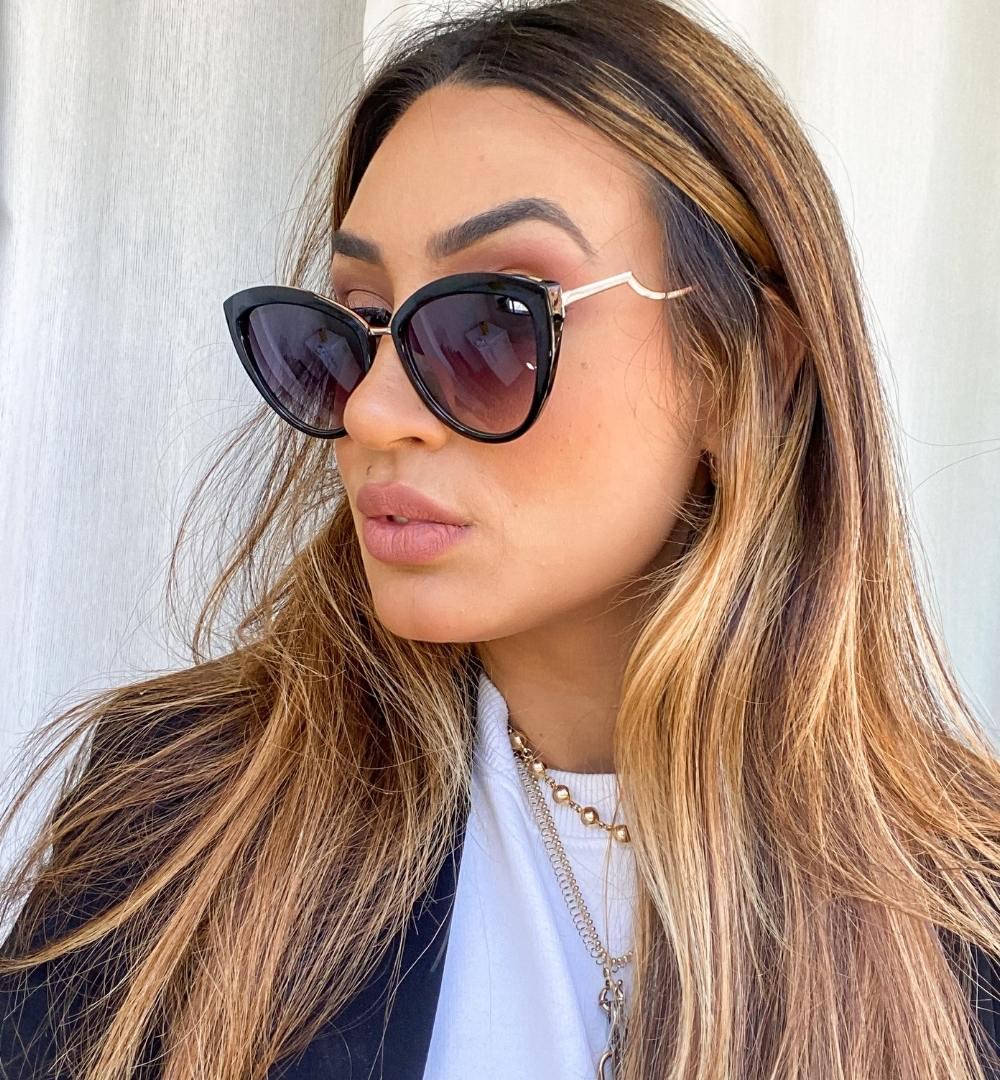 Óculos Lara Preto