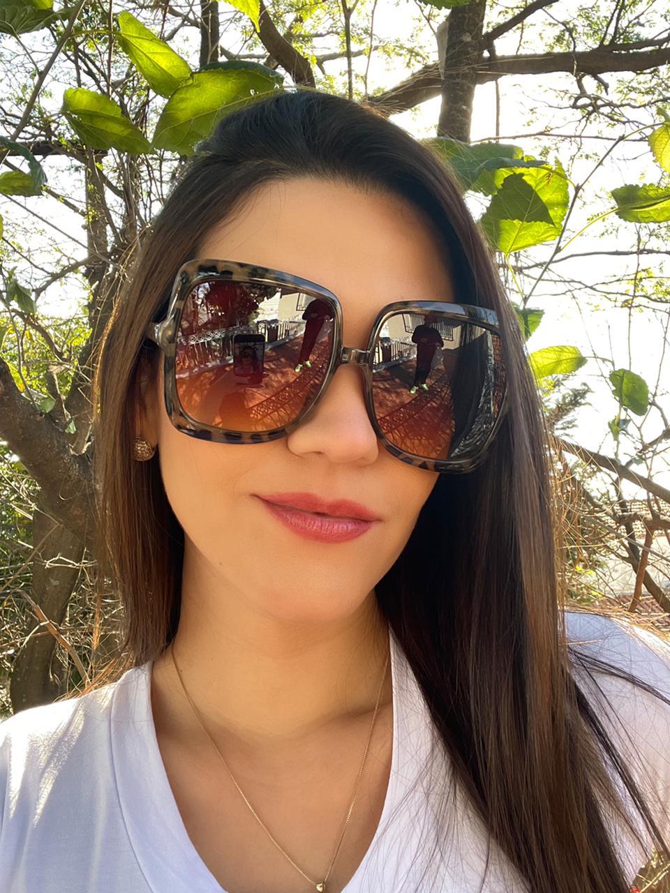 Óculos Luana Oncinha