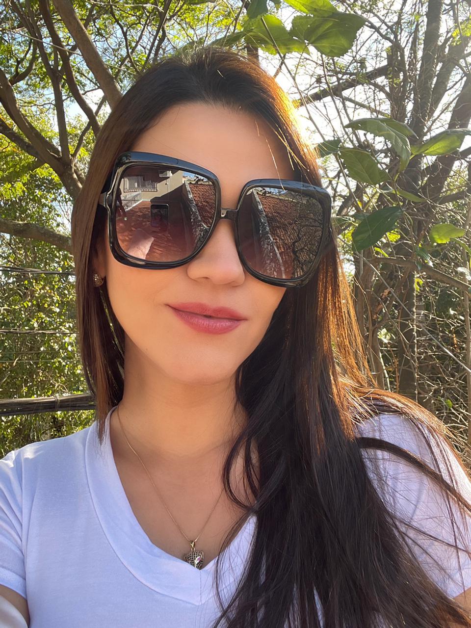 Óculos Luana Preto