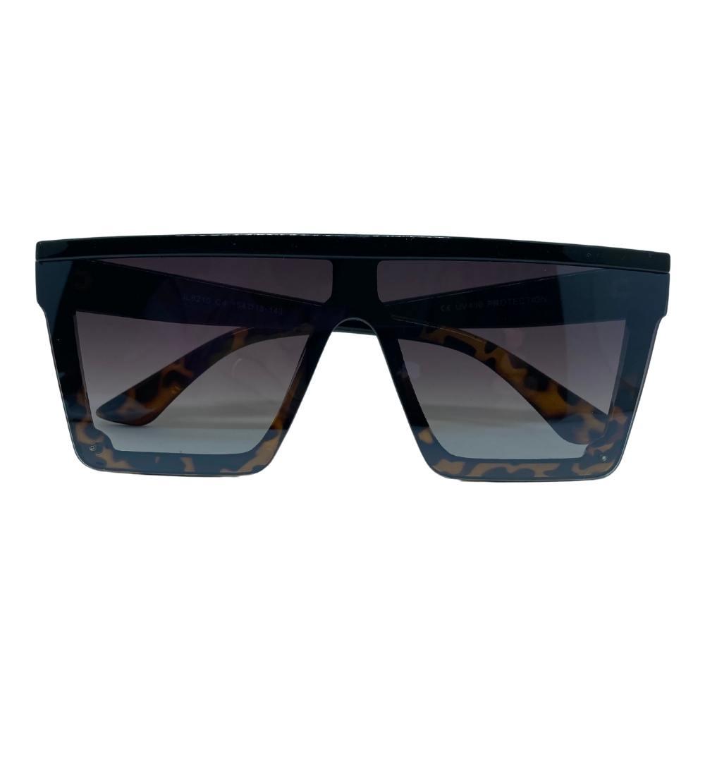 Óculos Thalita Oncinha Preto
