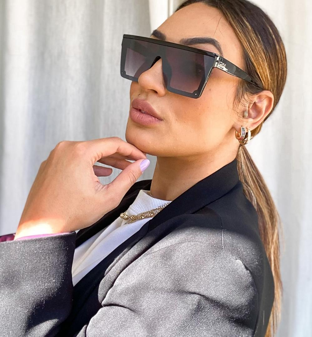 Óculos Thalita Preto
