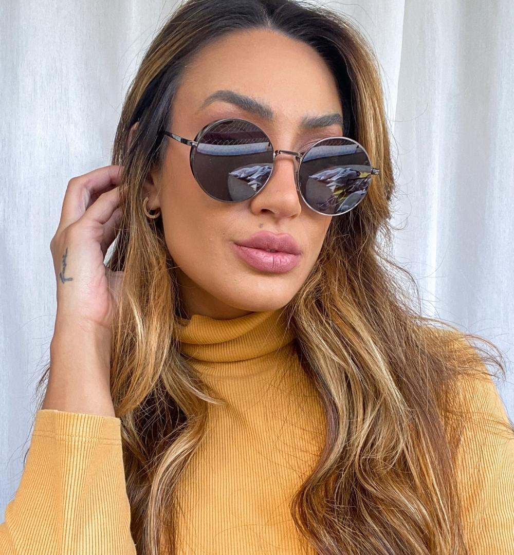 Óculos Vivi Preto