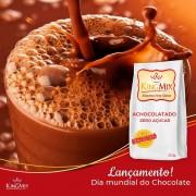Achocolatado Zero Açúcar 210g ⠀⠀⠀⠀