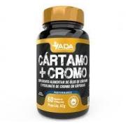 ADA CÁRTAMO + CROMO 60 CAPS 1450MG CADA