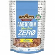 Amendoim Doce Crocante Zero Cri cri Zero Açúcares - 30G