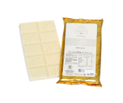 Barra Chocolate Branco Nugali - 500g