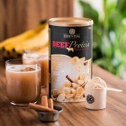 Beef Protein Banana e canela - 420g - ESSENTIAL