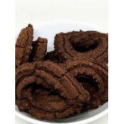 Biscoito Caseiro sabor Chocolate s/ Gluten Vegano 100g