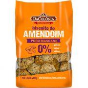 DA COLONIA Biscoito de Amendoim - 200g