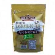 DA COLONIA Biscoito de Castanha do Pará e Amendoim 100g
