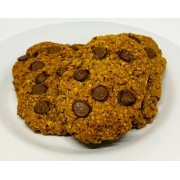 Biscoito Low Carb Gotas de Chocolate - 100g