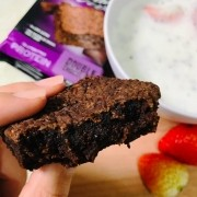 BELIVE BROWNIE PROTEIN DOUBLE CHOCOLATE BELIVE UNIDADE