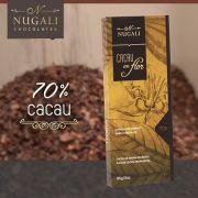 NUGALI Cacau em Flor 70% Cacau NUGALI