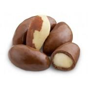 Castanha com Chocolate ao leite - 100G