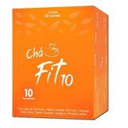 Chá Emagrecedor FIT 10 60 sachês - 90g