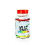 CONCEPT NUTRITION MULTI CONCEPT 90CAPS -  (MULTIVITAMINICO)