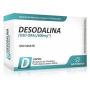 Desodalina 600mg - 60 cap