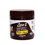 Doce de Chocolate Meio Amargo Vegano Zero 180g Snackout