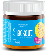 DOCE LOWCARB SNACKOUT SABORES - 180G